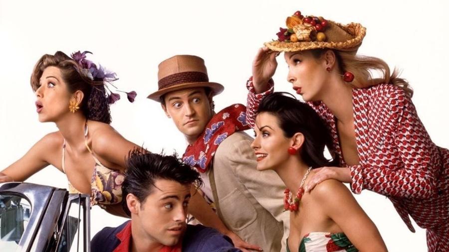 """""""Friends"""": após atrasos por covid-19, especial será filmado - Reprodução/Instagram"""