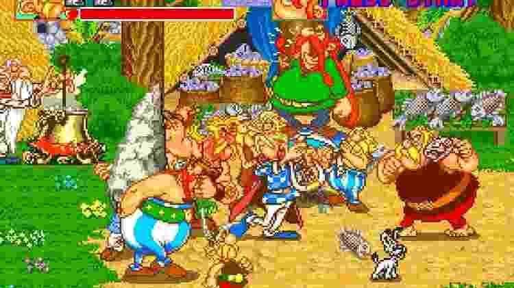 Asterix e Obelix 3 - Divulgação - Divulgação