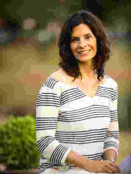 A atriz Helena Ranaldi está planejando outros trabalhos para o teatro durante a quarentena  - João Miguel Júnior/Globo