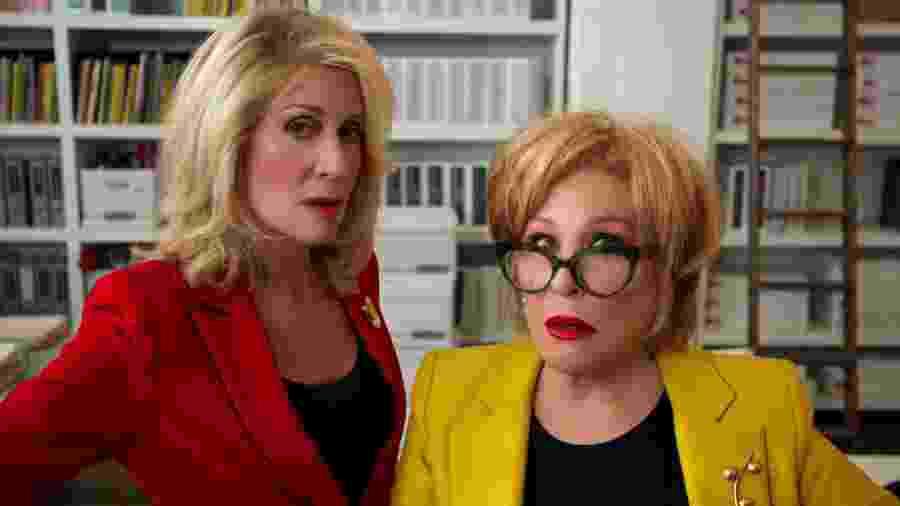 """Judith Light e Bette Midler em """"The Politician"""" - Divulgação/Netflix"""