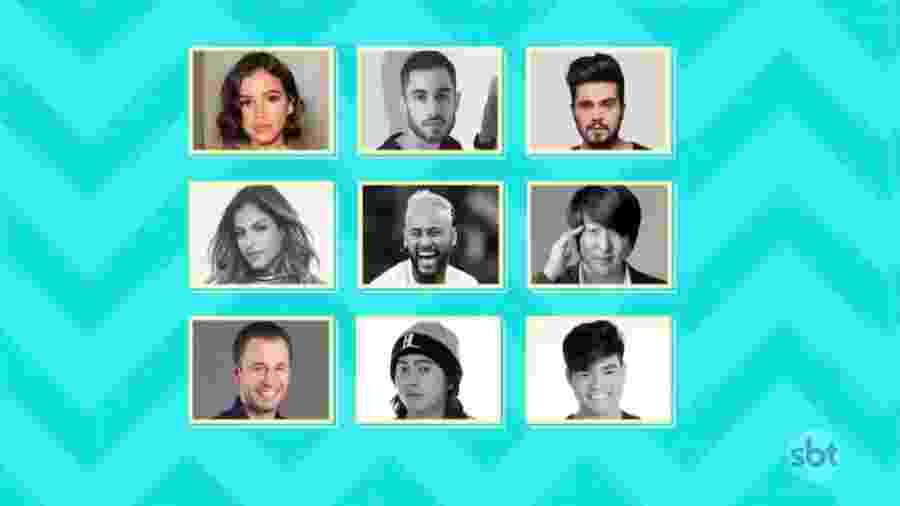 Maisa faz Flay e Bianca Andrade terem que escolher entre famosos - Reprodução/Instagram