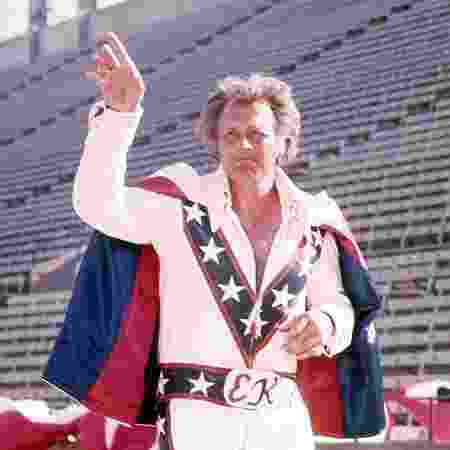 Evel Knievel - Getty Images - Getty Images