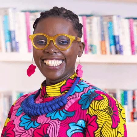 A senegalesa Mariéme Jamme é um dos principais nomes no universo da tecnologia - Divulgação