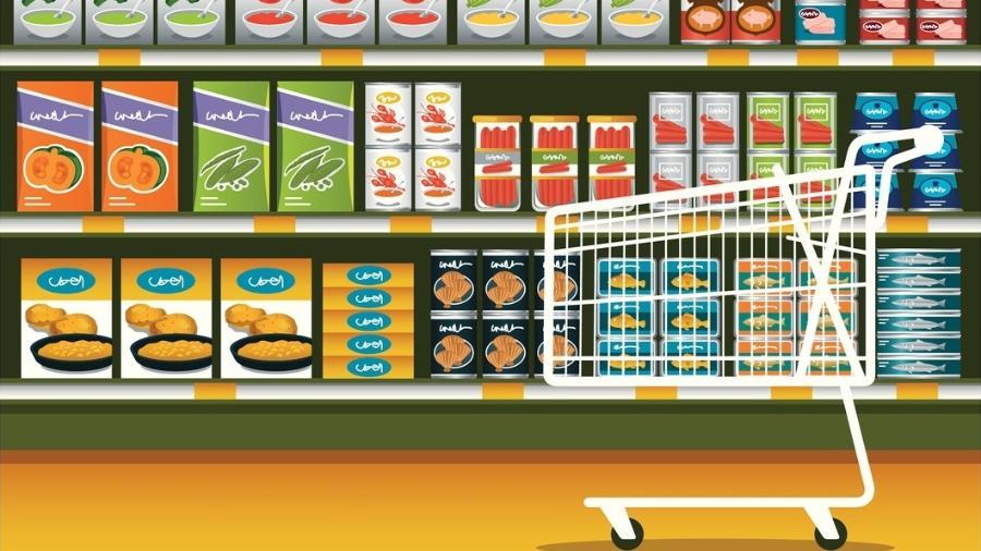 Faturamento da indústria de alimentos cresce 12,8% em 2020 - iStock