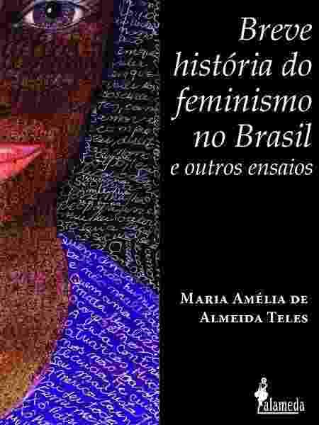 Breve história do feminismo no Brasil e outros ensaios, Maria Amélia de Almeida Teles - Divulgação/Amazon - Divulgação/Amazon