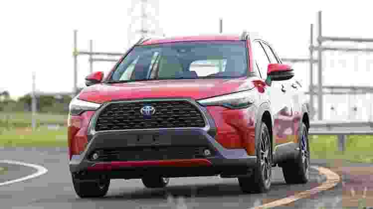 Toyota Corolla Cross XRX - Murilo Góes/UOL - Murilo Góes/UOL