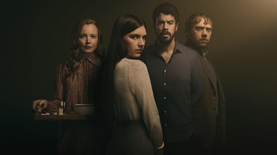 """O elenco da série """"Servant"""", disponível no Apple+ - Divulgação"""