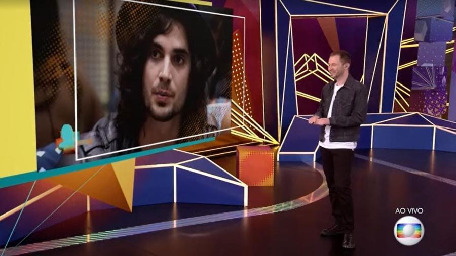 BBB 21: Tiago Leifert se redime com Fiuk após bronca - Reprodução/ Globoplay