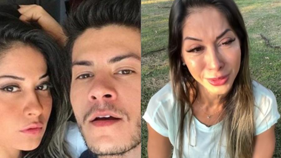 Mayra Cardi termina novamente com Arthur Aguiar - Reprodução/Instagram