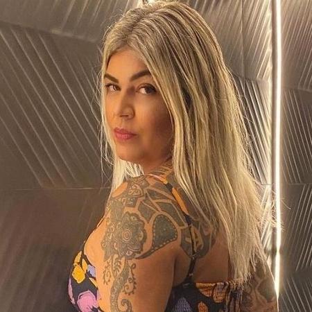 """A carioca Patricia Melo sofreu assédio de garçons em bar: foi identificada como """"moça do peitão"""" em sua conta - Reprodução/Instagram"""