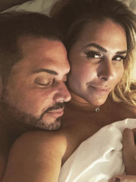 Sorvetão e Conrado: casal hétero, branco, cristão e tradicional, mas pouco empático - Reprodução/ Instagram