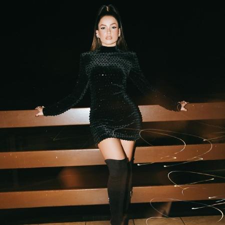 BBB 21: Vestido usado por Juliette na live de Wesley Safadão - Reprodução/Instagram