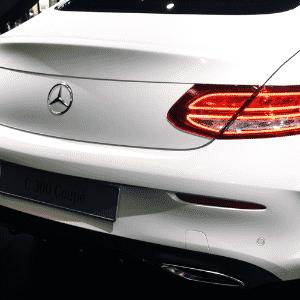 Mercedes-Benz Classe C Coupé - Murilo Góes/UOL
