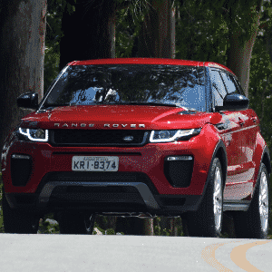 Land Rover Range Rover Evoque HSE Si4 - Murilo Góes/UOL