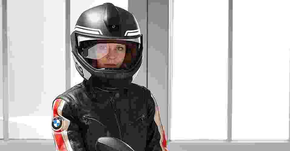 BMW Motorrad Concept helmet - Divulgação