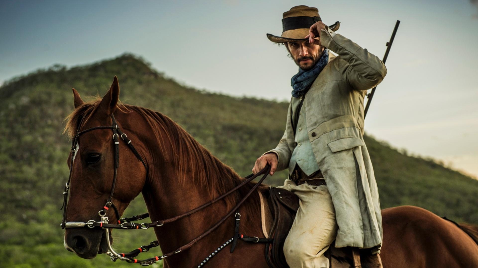 Rodrigo Santoro como Afrânio em