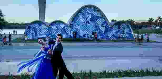 Segunda etapa do Circuito Brasileiro de Dança Esportiva ocorre em BH neste sábado (16) - Divulgação - Divulgação