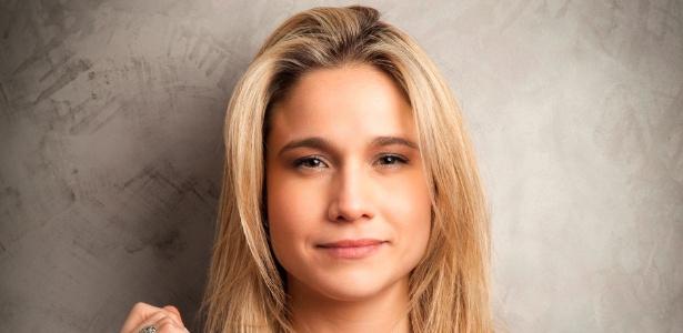 Fernanda Gentil responde a questionamento de seguidor sobre referências ao filho - Divulgação/TV Globo
