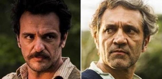 """Rodrigo Lombardi assume papel de Domingos Montagner na série """"Carcereiros"""" - Reprodução/Instagram/Rodrigo Lombardi"""