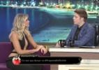Ticiane Pinheiro diz que já foi apaixonada por César Filho e Raul Gazolla - Reprodução /TV Record