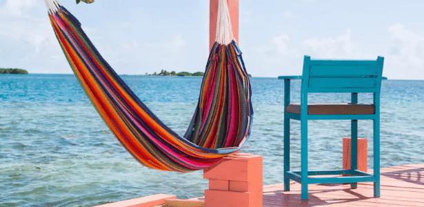 """Que tal passar alguns dias em sua """"própria"""" ilha particular? - Reprodução/AirBnb"""