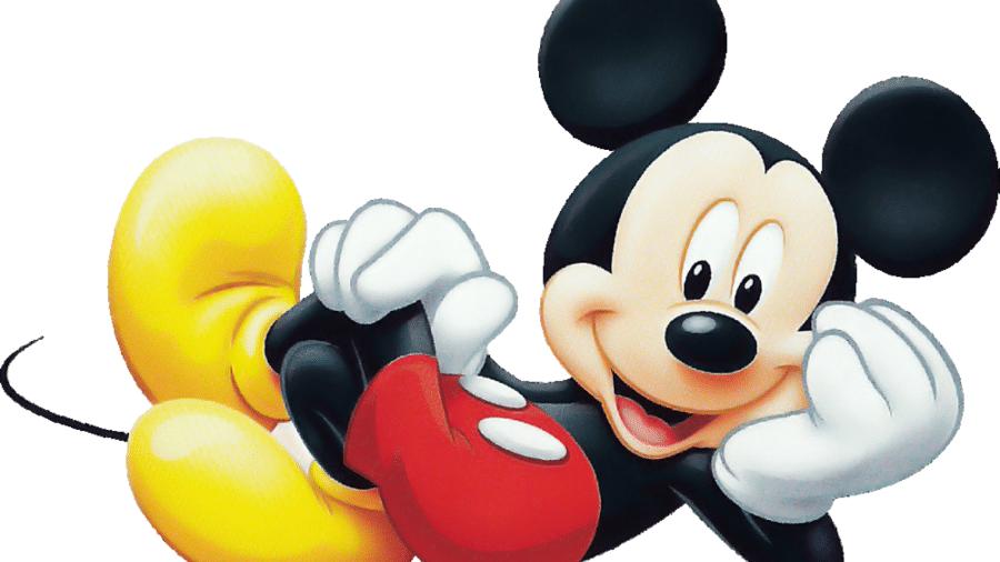O personagem Mickey Mouse - Divulgação