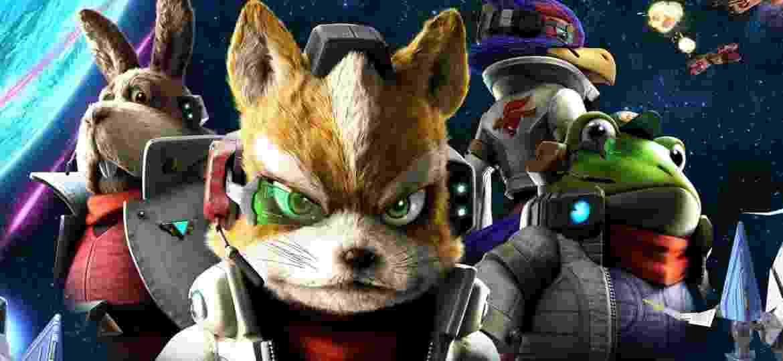 Star Fox Zero - Divulgação