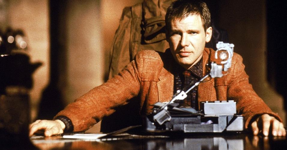 """Cena de """"Blade Runner"""" (1982), de Ridley Scott"""