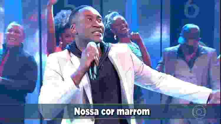Marrom Bombom - Reprodução/TV Globo - Reprodução/TV Globo