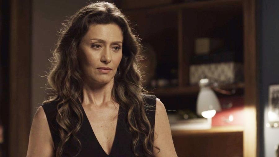 """Joyce (Maria Fernanda Cândido) ganha a guarda de Ruyzinho em """"A Força do Querer"""" - Reprodução/GShow"""