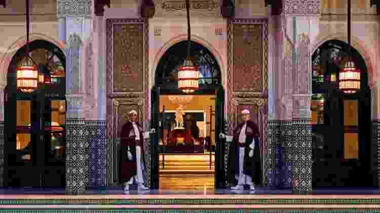 La Mamounia (Marrakesh, Marrocos) - Divulgação - Divulgação