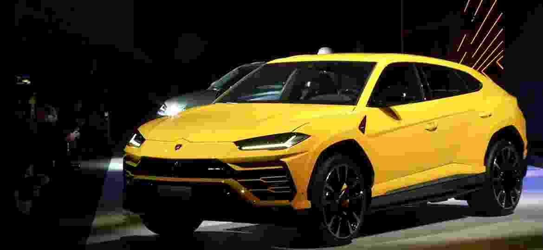 Lamborghini Urus: monstrão de quase 660 cv é o SUV mais esperado do ano - Reprodução