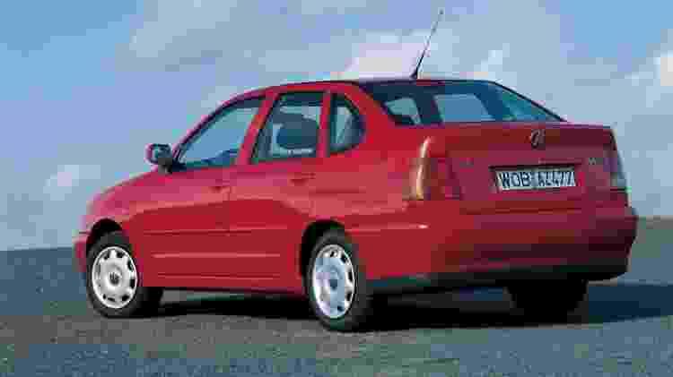 VW Polo Classic - Divulgação - Divulgação
