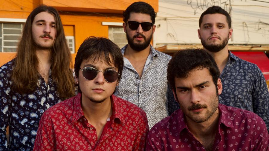 Banda Daparte prepara o álbum de estreia para 20 de abril - Divulgação