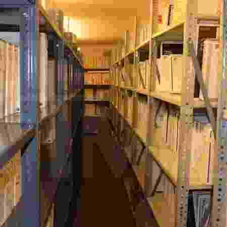 Cofre da casa do cantor Prince em uma fotografia divulgada pela polícia - Reprodução - Reprodução