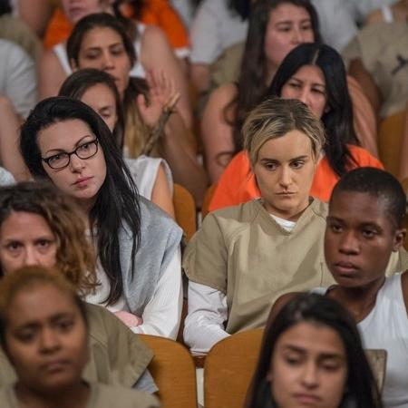 """""""Orange is the New Black"""" e Netflix foram citadas em levantamento - Divulgação"""