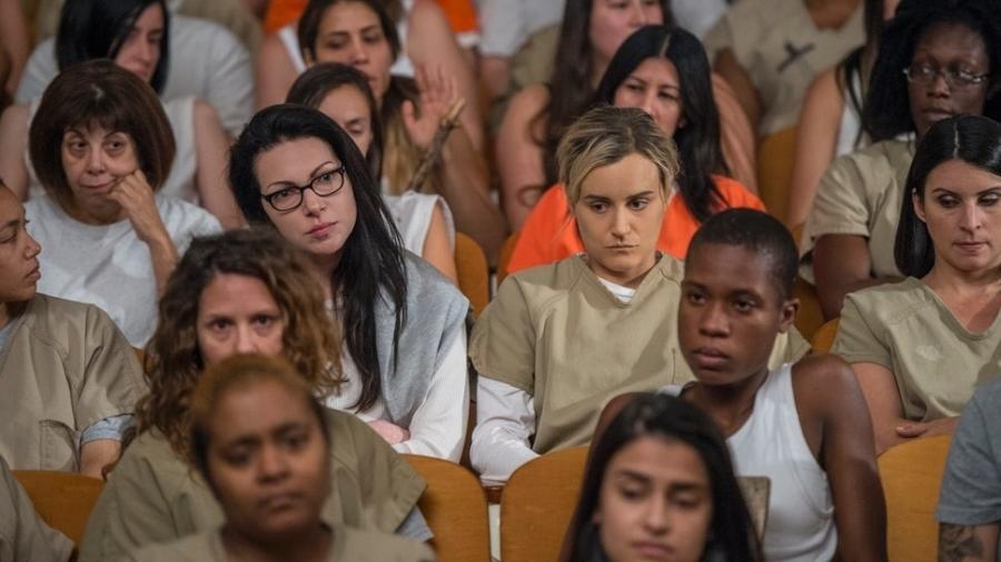 Orange is the new Black - Piper e Alex - Divulgação