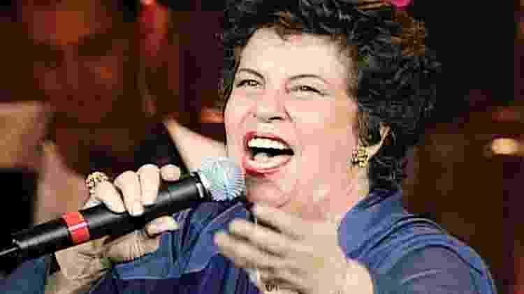 Nana Caymmi  - Divulgação - Divulgação