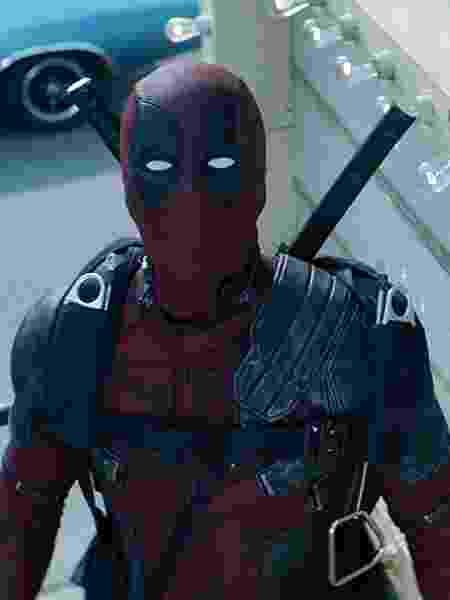 """Cena de """"Deadpool 2""""  - Divulgação"""