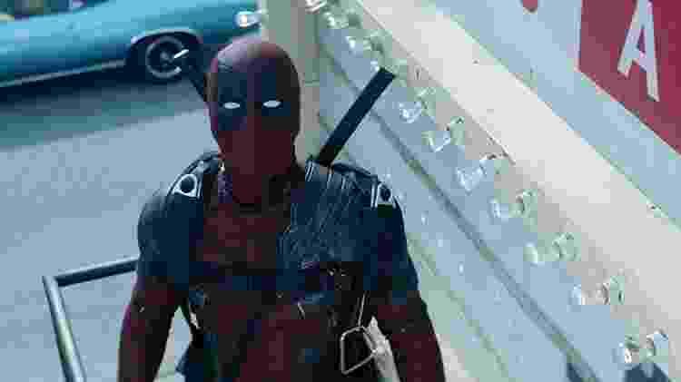 """Cena de """"Deadpool 2""""  - Divulgação - Divulgação"""