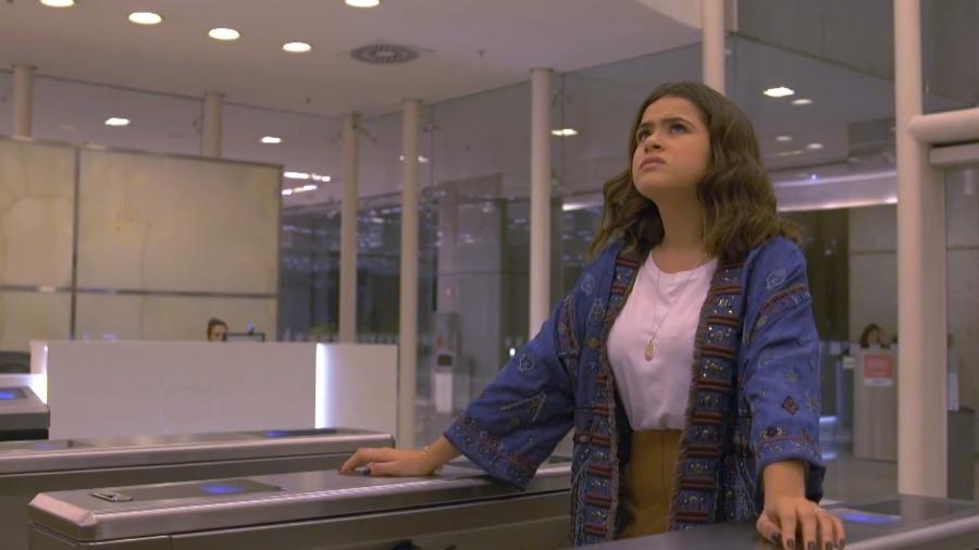 Maisa Silva é barrada de entrar na Globo - Reprodução/Facebook/Conversa com Bial