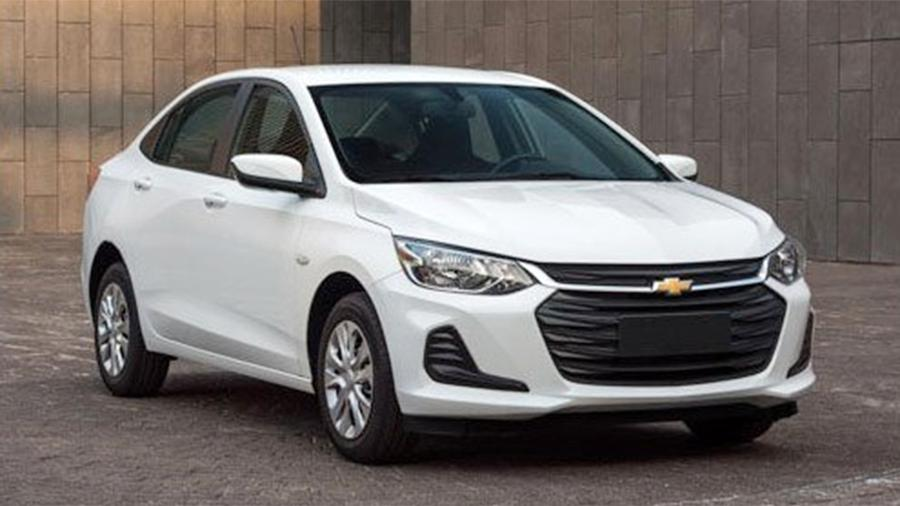 """Imagem do Chevrolet """"New Prisma"""" ou Onix Sedan vaza na China - Auto Home"""