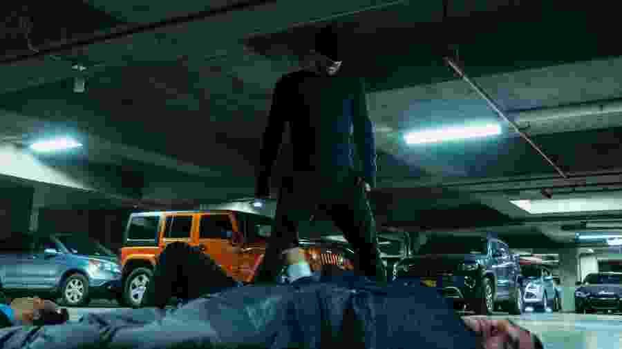 Charlie Cox é o Demolidor na terceira temporada da série da Marvel na Netflix - Nicole Rivelli/Netflix