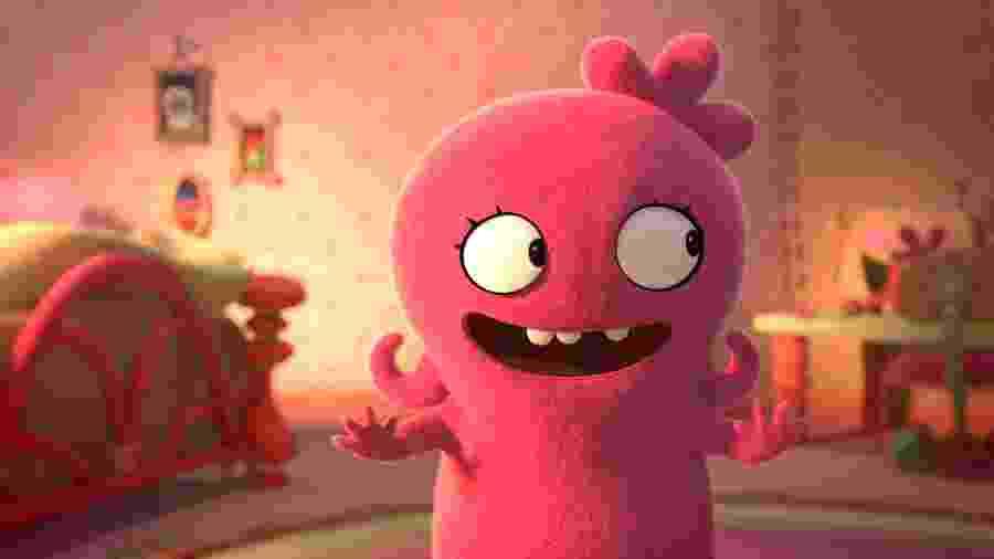 """Cena da animação """"Uglydolls"""" - Divulgação"""
