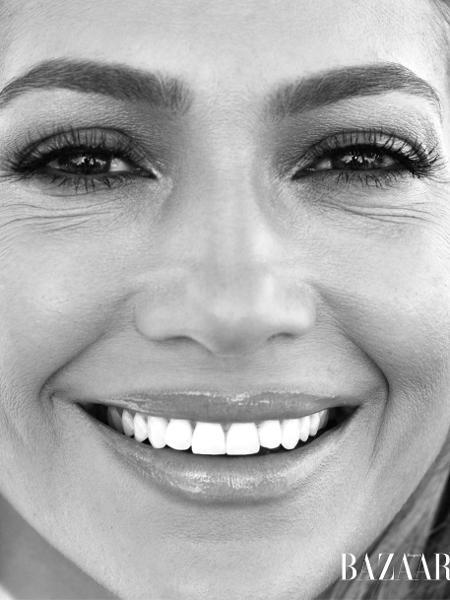 "Jennifer Lopez para a Harper""s Bazaar - Reprodução/Harper""s Bazaar"