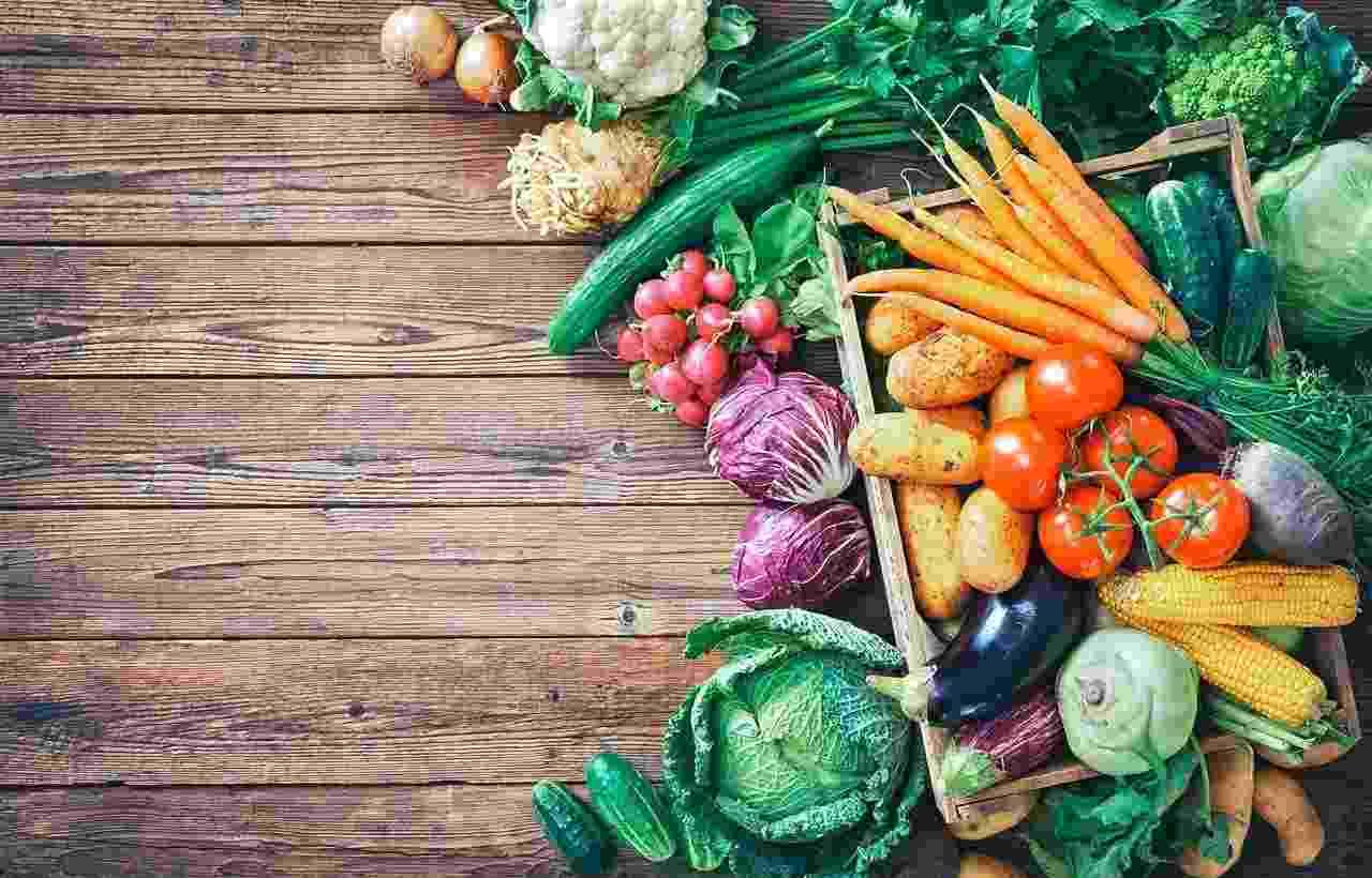 Alimentos vegetais - iStock