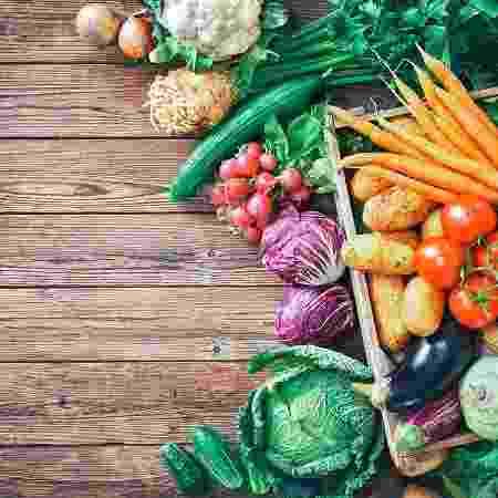 Alimentos vegetais - iStock - iStock