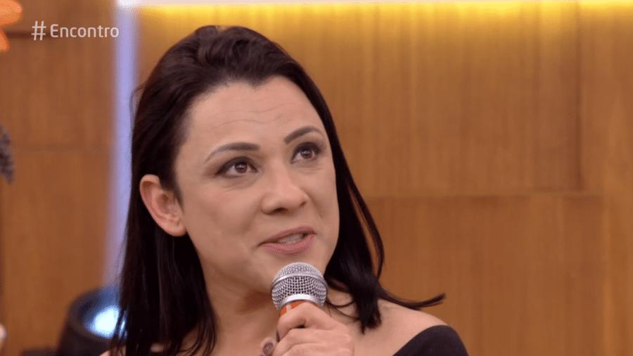Renata Louzada no Encontro com Fátima Barnardes - Reprodução/Globoplay