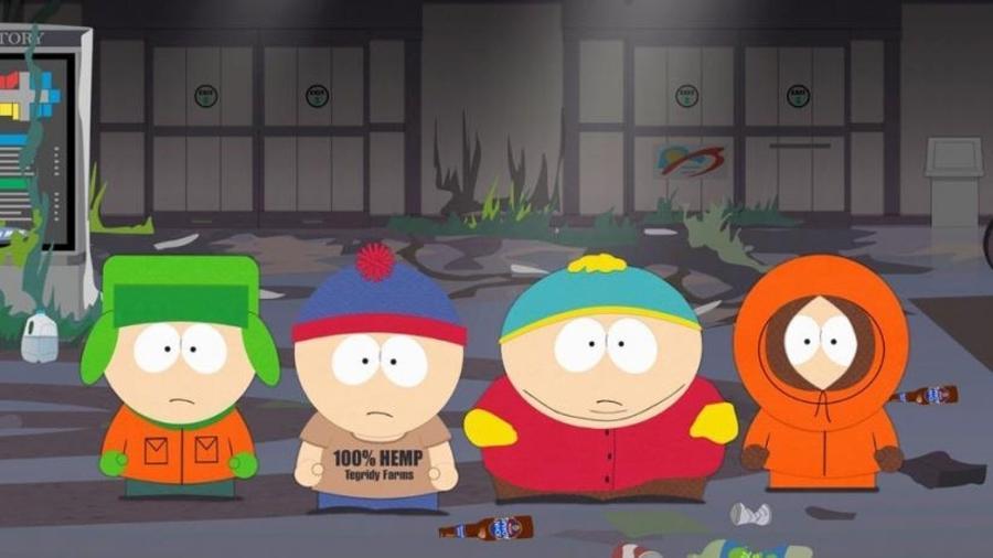 South Park - Reprodução/Comedy Central