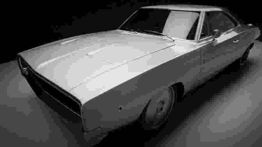 Dodge Charger Maximus - Divulgação